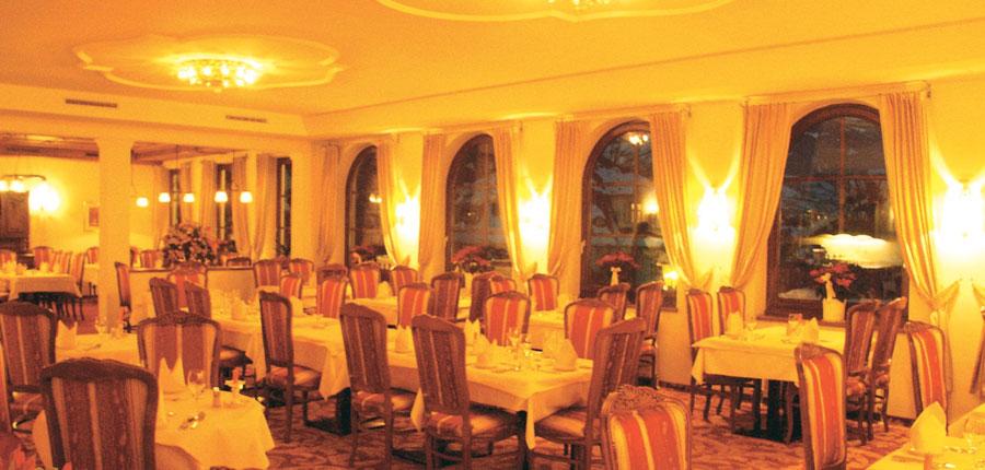 Hotel Berner, Zell am See, Austria - dining room.jpg
